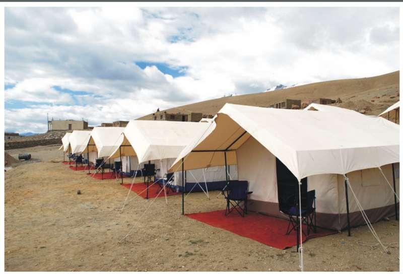 Tsomoriri Camp - Ladakh