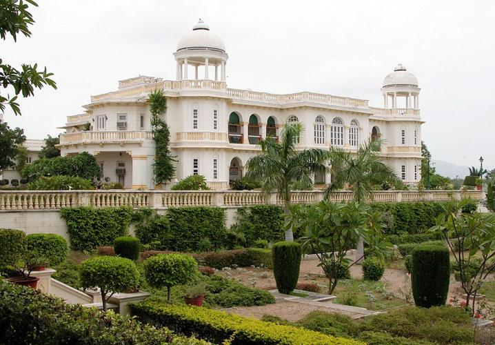 Balamram palace resort