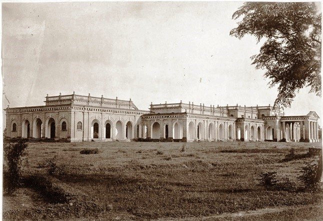 Haunted places in Lucknow_ Balarampur hospital