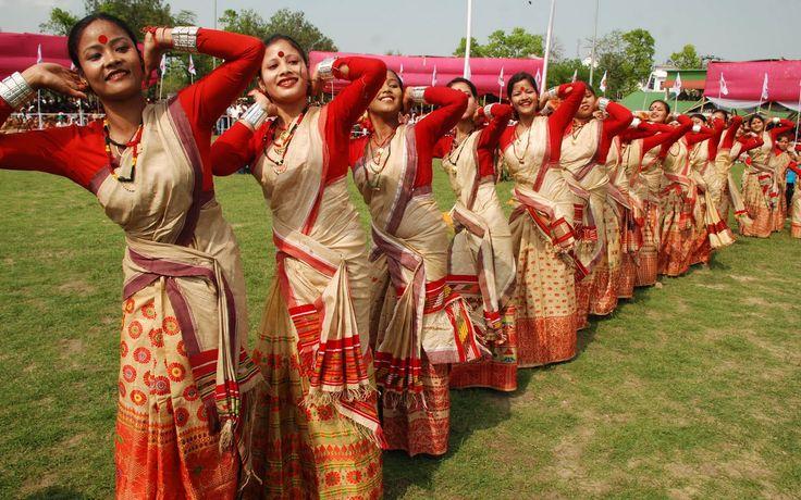 Bihu Dance, Festivals of Assam