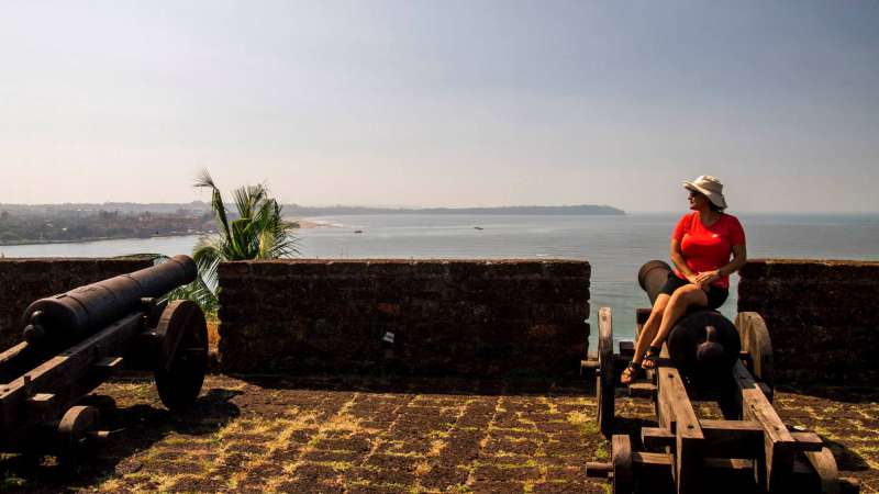 Goa, Safest Places in India for Solo Woman Travellers