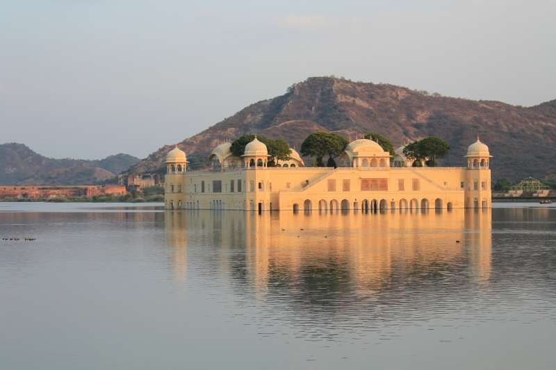 Jaipur,  Safest Places in India for Solo Woman Travellers