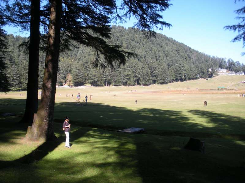 Khajjiar_ Safest Places in India for Solo Woman Travellers