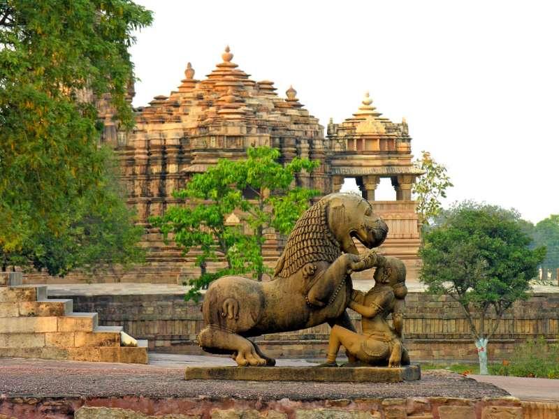 Road trips - Khajuraho