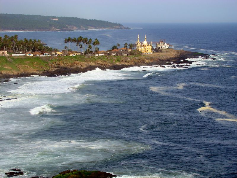 Kovalam,  Safest Places in India for Solo Woman Travellers
