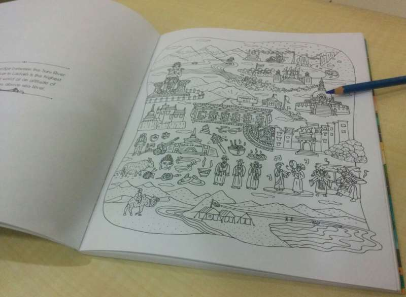 ladakh - book