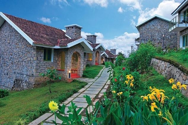 25 best romantic resorts in india