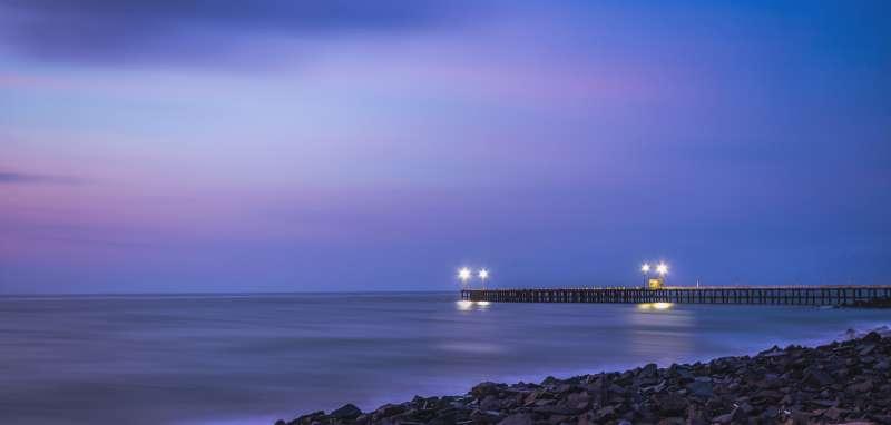Pondicherry,  Safest Places in India for Solo Woman Travellers