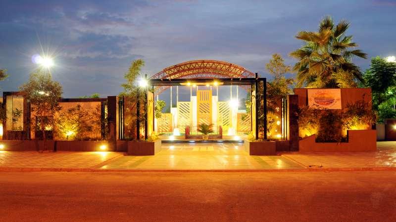 Radhe Upvan resort