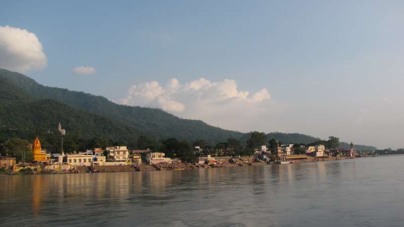 Rishikesh- Safest Places in India for Solo Woman Travellers