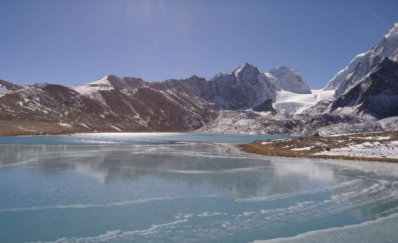 Sikkim,  Safest Places in India for Solo Woman Travellers