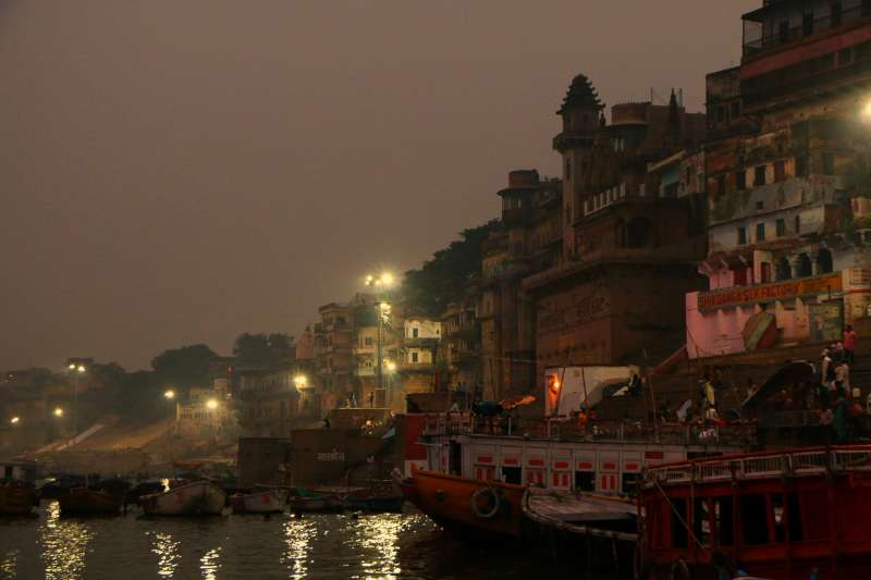 Varanasi, Safest Places in India for Solo Woman Travellers