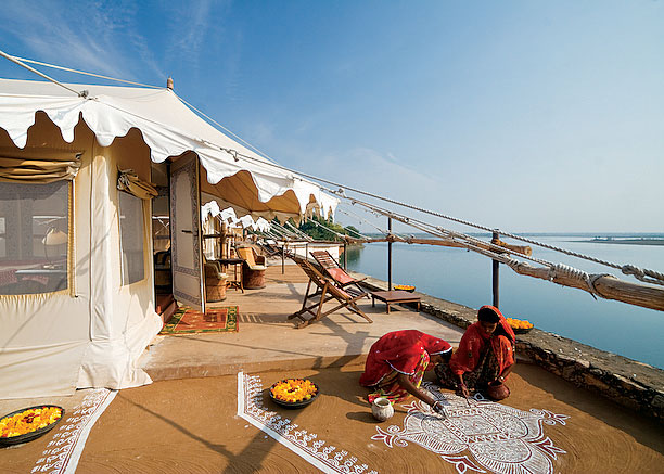 Camp Chattra Sagar, Pali-Marwar
