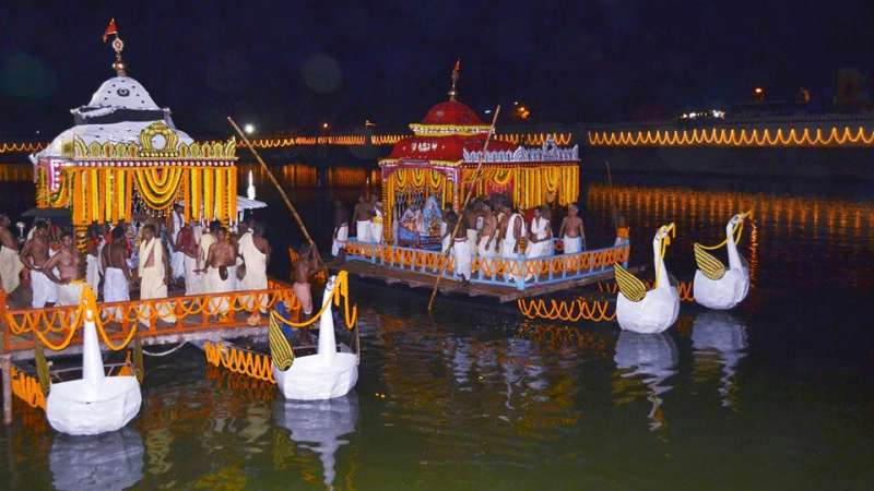 Chandan Yatra_Festivals of Orissa