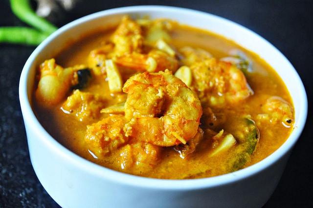 Chungdi Malai, food of odisha