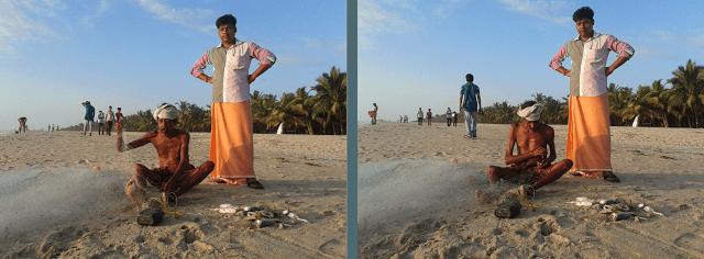 Marari fishermen