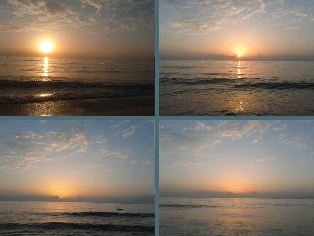 Marari sunset