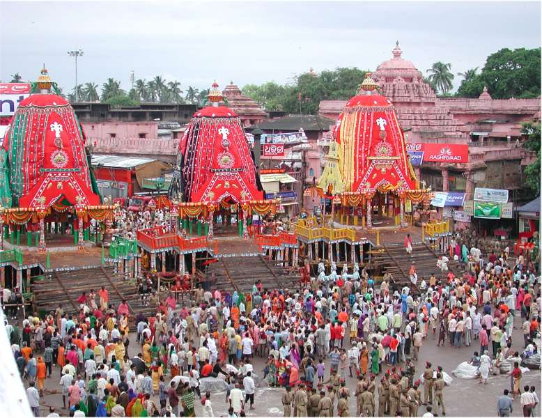 Rath Yatra_Festivals of Orissa