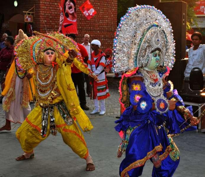 Chhau Festival_Festivals of Orissa
