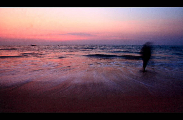 Dumas Beach_Haunted Places in Surat