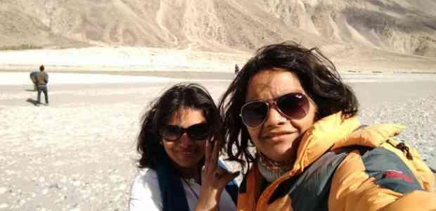 Ghoomophiro Sisters- Redefining Wanderlust