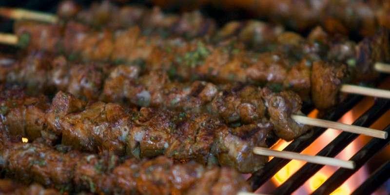 Bade ke Kebab at Jhili Miyaan