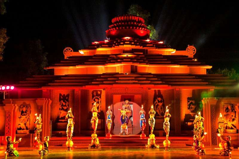 Konark Dance Festival_Festivals of Orissa