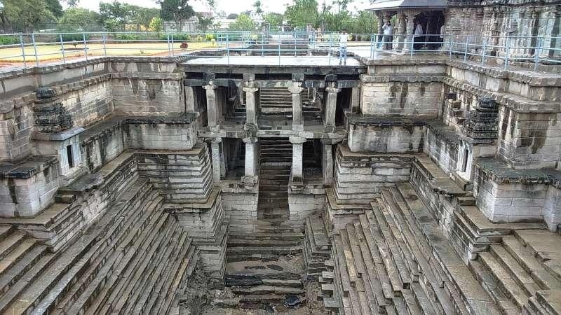Lakkundi step-wells Baoli