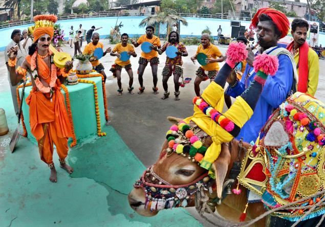 Mahabisuva Sakranti_Festivals of Orissa