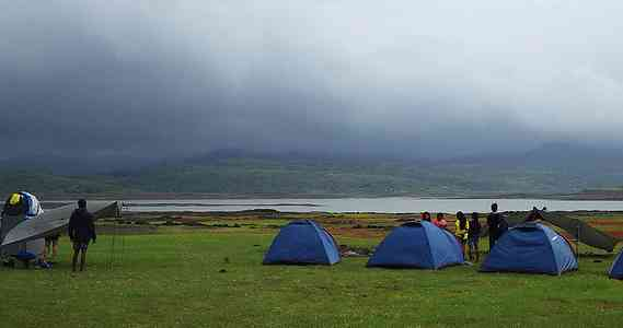 24 Camping Spots and Adventure Camps Near Mumbai