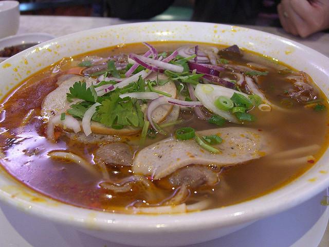 Paya Soup in Chatori Gali
