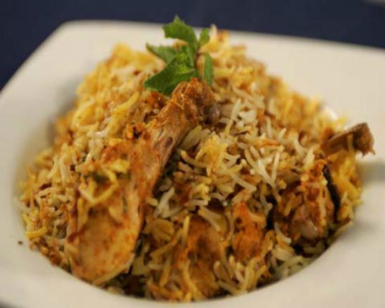 Telangana Biryani_Food of Telangana