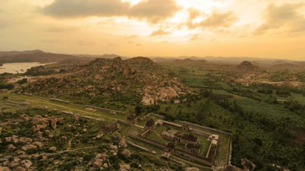 Hampi, a road Trip Hyderabad