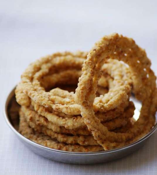 Sakinalu_Food of Telangana