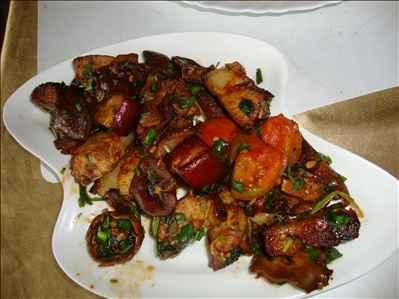 Minil Songa_Food of Meghalaya