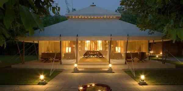 10 Exotic Wildlife Resorts To Visit In India!