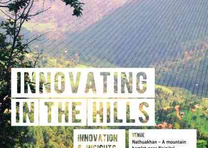 Upheaval in the Hills, the Unhotel Way!