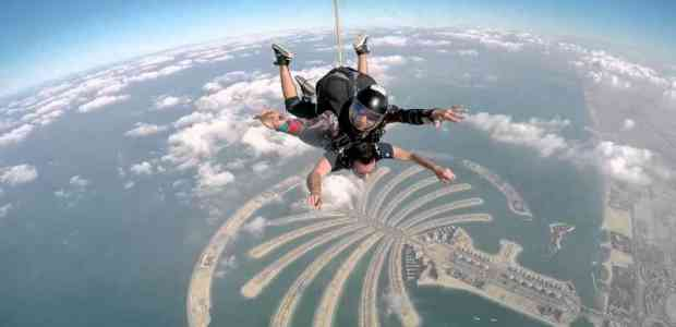 Top Adventure Activities In Dubai To Give You An Adrenaline Rush!