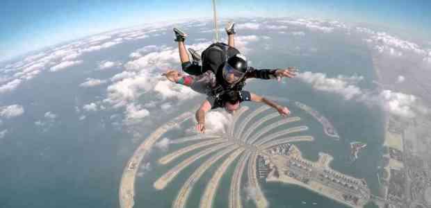 ADRENALINE RUSH IN DUBAI - Top Adventure Activities