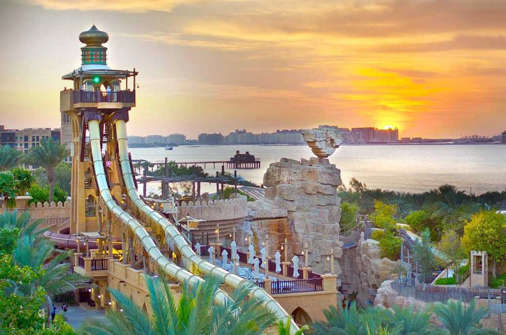 Wild-Wadi-Water-Park-Dubai, Top Adventure Activities In Dubai