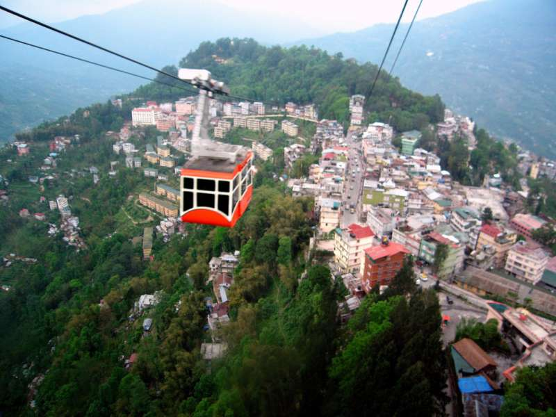 Gangtok_Best Places to Visit in June, places to visit for summer vacation