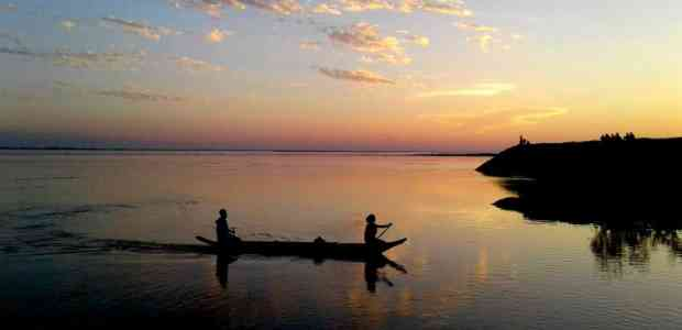 The Journey To The Largest River Island MAJULI
