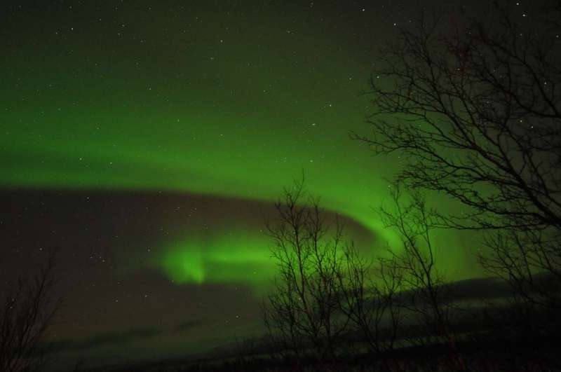 Abisko, Sweden, Best Places to see the Northern lights