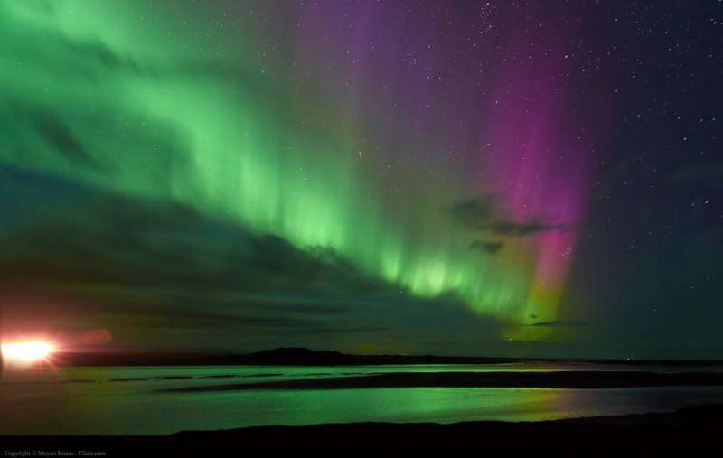 Iceland, Best Places to see the Northern lights