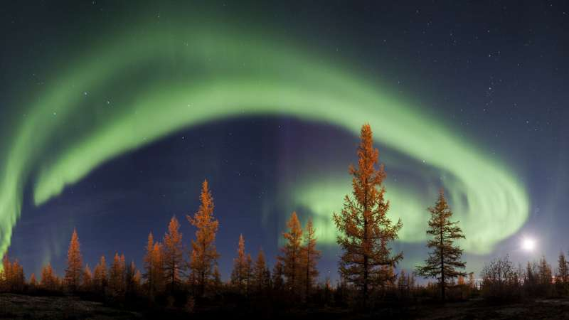 Siberia, Russia, Best Places to see the Northern lights