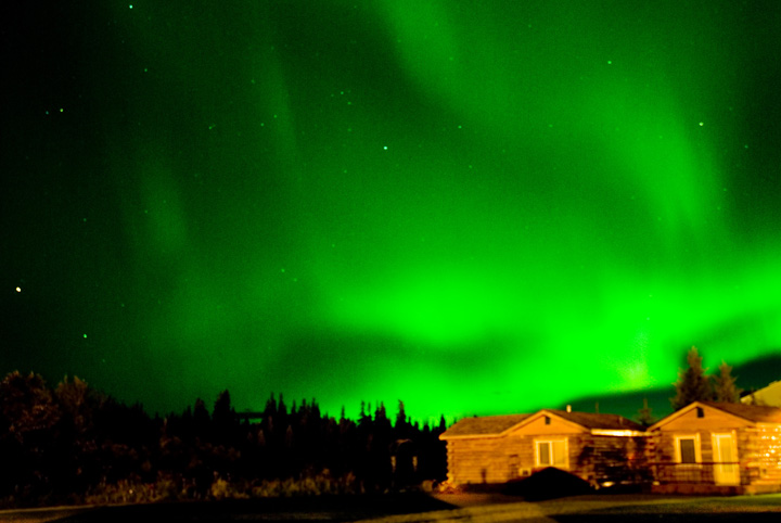 Fairbank, Alaska, Best Places to see the Northern lights