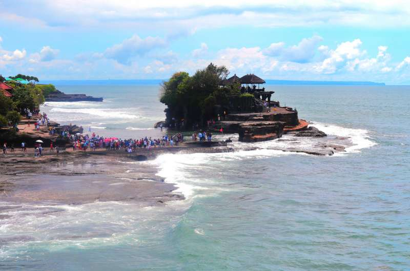 Bali, Cheap Countries to Visit From India