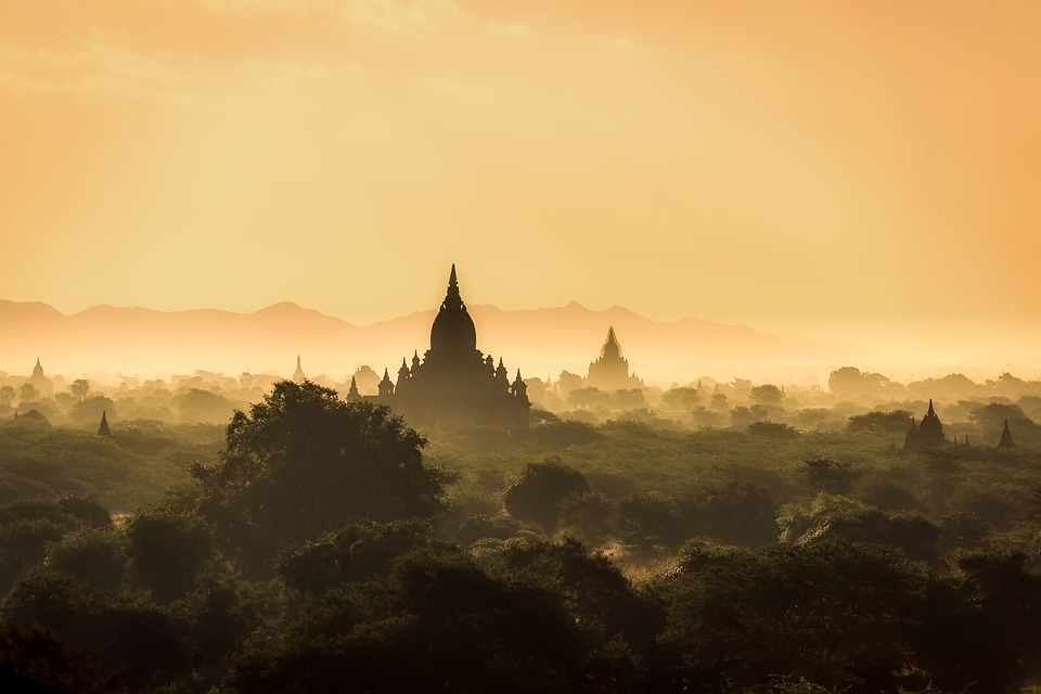 Burma, Myanmar, cheapest countries to visit from india