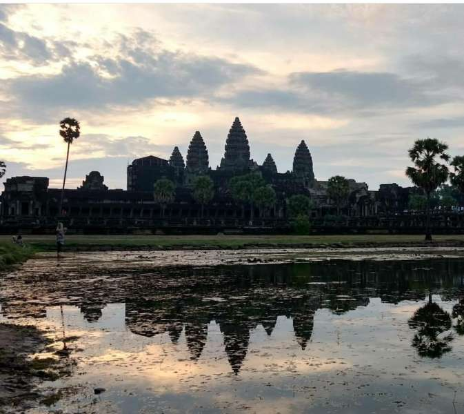 Cambodia, Cheap Countries to Visit From India