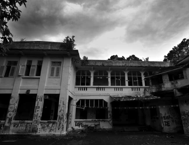 Dev Nagar, Haunted Places in Nagpur